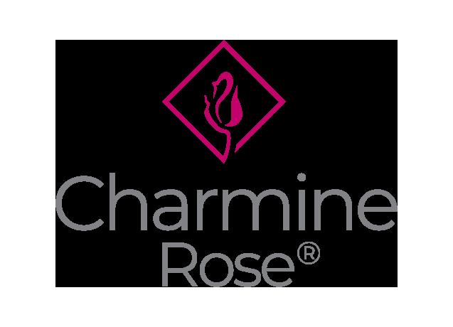 Charmine Rose Retina Logo